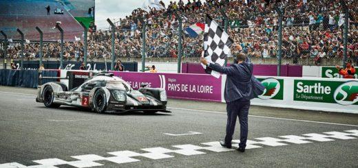 Porsche Le Mans 2016