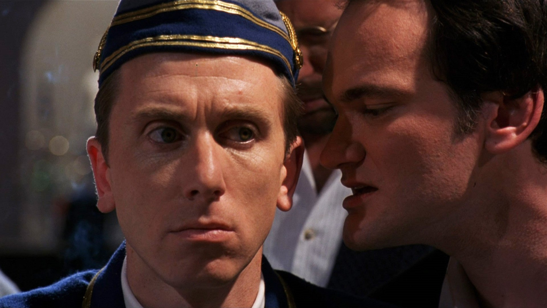 Top Scores #9: Combustible Edison & Four Rooms (1995)