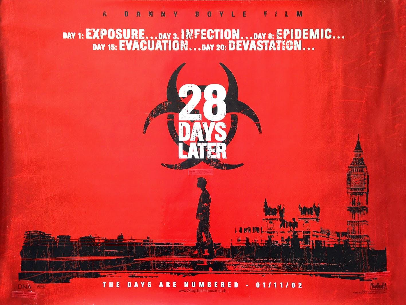28-days-later-2002-poster - Tracks & Fields Blog