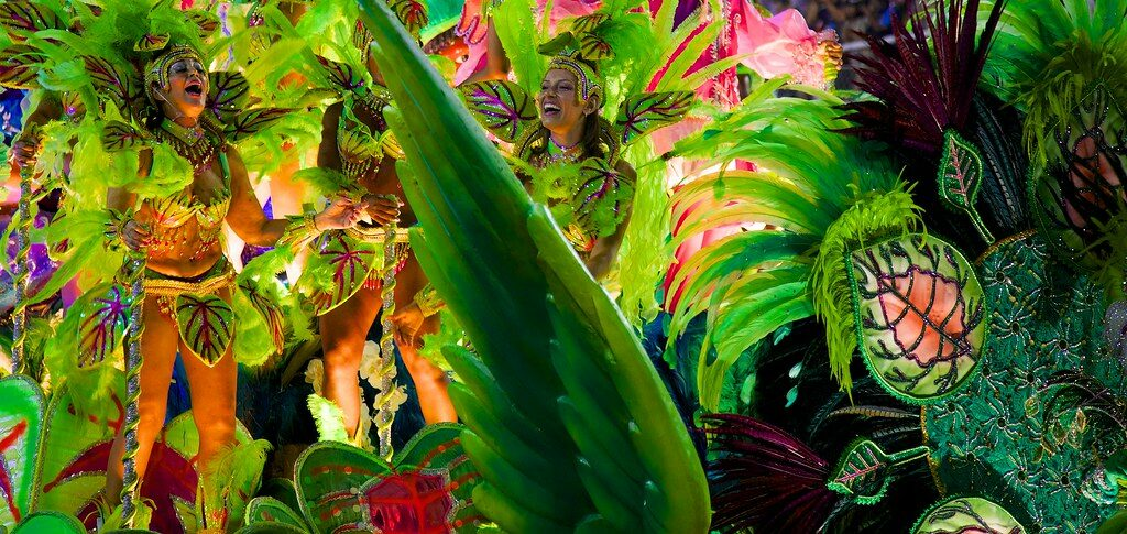 New Brazilian Beats : A Carnival of Their Own - Tracks & Fields Blog
