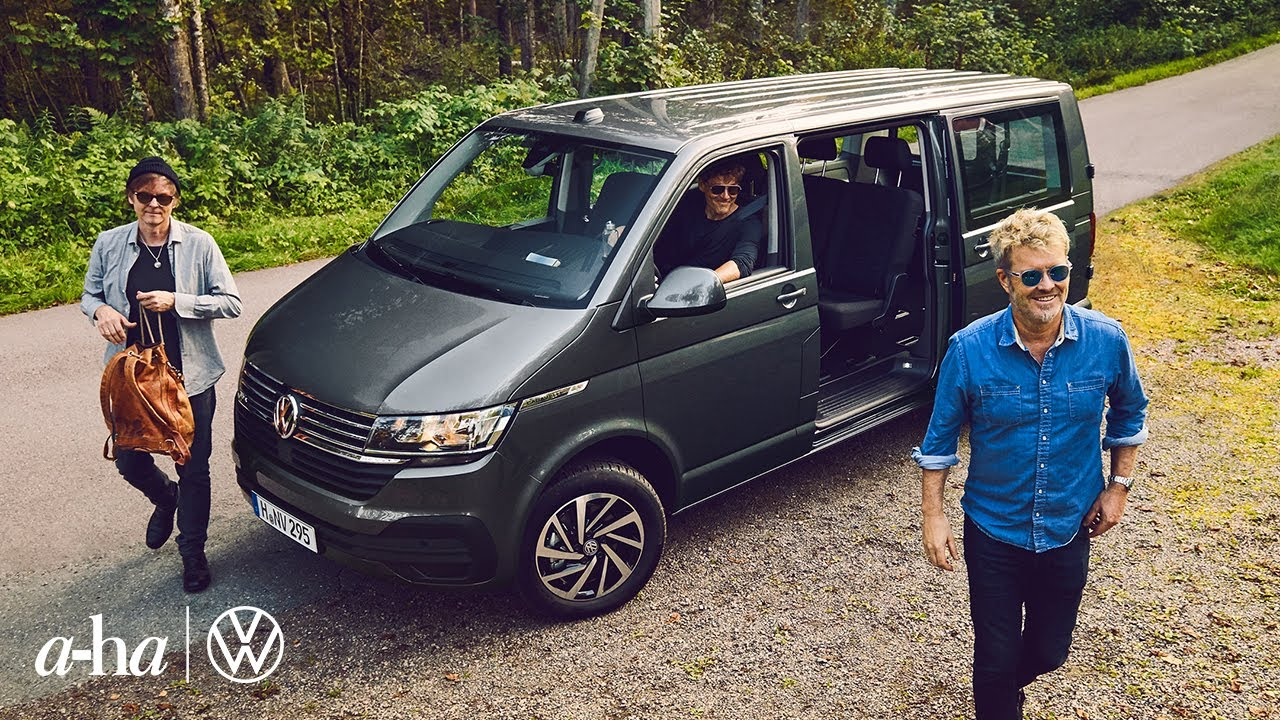 VW and a-ha become partners in reinvention with the launch of the e-mobility range