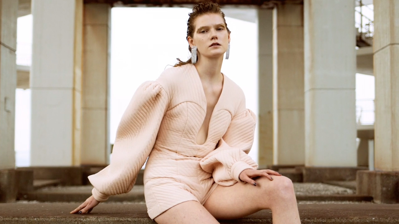 Harper's Bazaar ooze Italian elegance with singer-songwriter Alberto Mussi